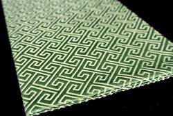 袱紗(Fukusa) 回紋 Green グリーン 緑